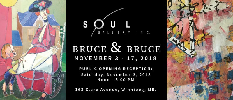 Bruce and Bruce - Nov. 2018
